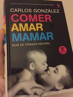 Carlos González Comer Amar Mamar