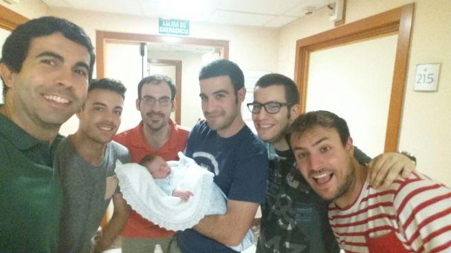 selfie miss patucos visitas en el hospital