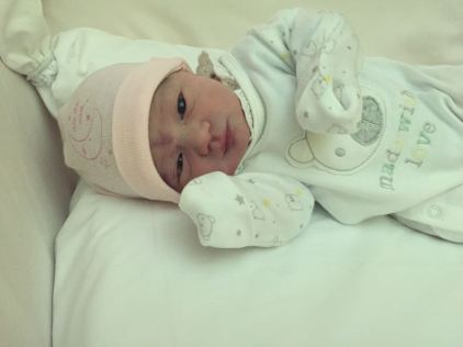 nacimiento de Sofía