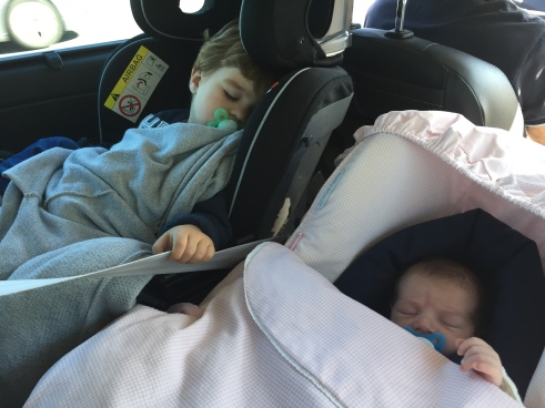 Viajar con dos bebés.JPG