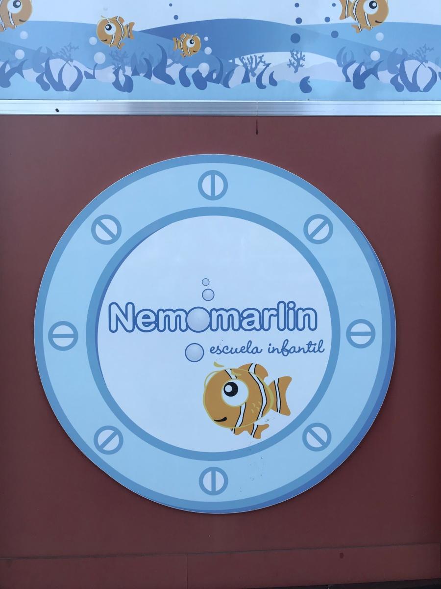 Escuela infantil; conociendo Nemomarlin